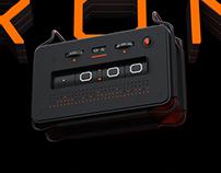 Krono - Smart Speaker & Alarm Clock