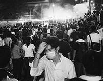 Umbrella Revolution- Hong Kong