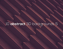 10 FREE Abstract 3D Backgrounds 5