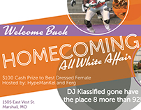Missouri Valley College Homecoming Party