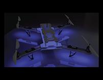 Racing Drone 550