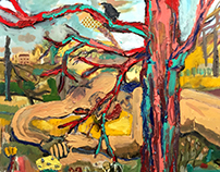 Picnic Paintings, Spring 2016