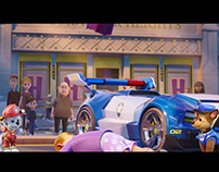 PawPatrol The Movie 2021 3D animation project