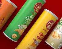 Logo & Packaging Design - Gold Stack Ph