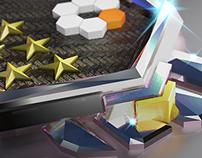 Robocraft Rank Award Concepts