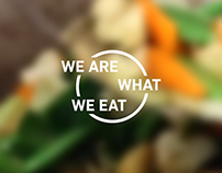 We Are What We Eat - The Exhibition