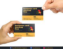 Free PSD - Business Card