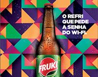 Pattern Illustrations for Fruki's Campaign (Brazil)