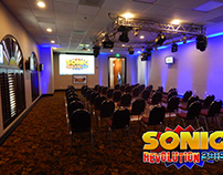 Sonic Revolution 2018 | LIGHTING