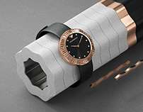 Emporio Armani — Watches & Jewelry Collection