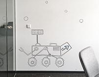 illustrations | TVPlay Home Office Vilnius