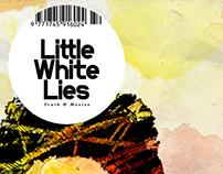 Portada LittleWhiteLies - Sacha Baron Cohen