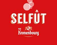 Selfût par Kronenbourg