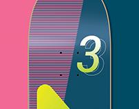 ZAMMS Skate Decks Vol. 1