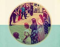 Jane Austen Dance Poster