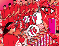 The Job Centre (Strike! Mag)