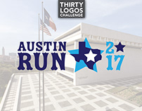 Thirty Logos - Day 7 - Austin Run