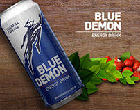 Blue Demon Energy Drink