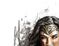 Wonder Woman Fanart