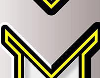 Logo Konzept Mister M.