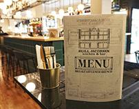 Egill Jacobsen - Historic Kitchen & Bar