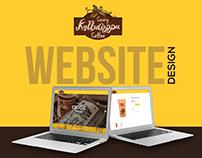 Kallucoppa Webste Design