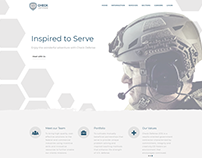 Check Defense Webdesign