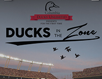 CAMPAIGN: Ducks Unlimited Columbia