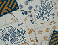 Identity Playing Cards