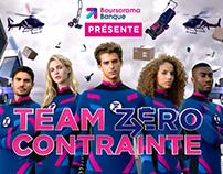 BOURSORAMA BANQUE - Team Zéro Contrainte