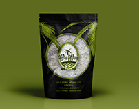 ORA GENE FARMS PACKAGING AND LOGO DESIGN
