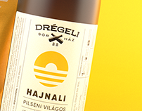 Drégeli Brewery Brand & Packaging