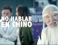 No me hables en chino