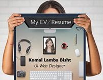 My CV/Resume