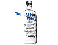 Absolut Vodka Print/OOH Campaigns