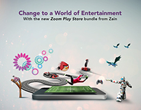 "PLAY STORE ""new app from Zain"""