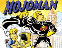 Comics Scene Magazine Illustrations