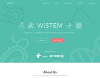 Women in STEM Website