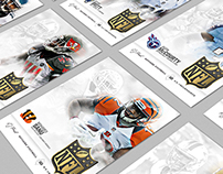 NFL Knights Mailers