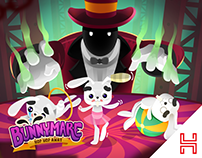Bunnymare Visual Design (iOS & Android) (Soon)