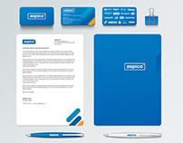 Aspico's new corporate identity