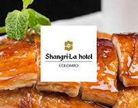 Shang Palace at Shangri-La Colombo Menu Photography