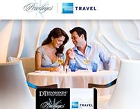Diamonds International / American Express