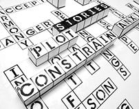 2010 | 3D Scrabble