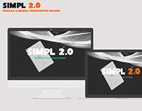SIMPL 2.0 Presentation Builder