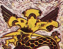 Interdimensional Sherpant God