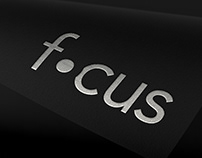 FOCUS GALLERY | Logo Identity and Brand Guidelines