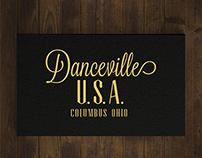 Danceville U.S.A | Branding