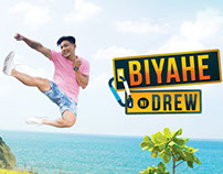 Biyahe ni Drew 2016 relaunch