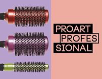 Campanha ProArt - Belas formas estão por toda parte.
